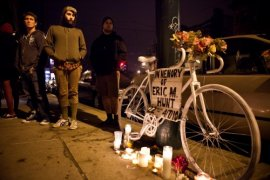 from: http://bostonbiker.org/2010/04/09/eric-hunts-ghost-bike-and-memorial-service/