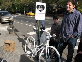 From: http://carrollgardens.patch.com/articles/boerum-hill-resident-remembered-with-ghostbike-memorial#photo-8217501